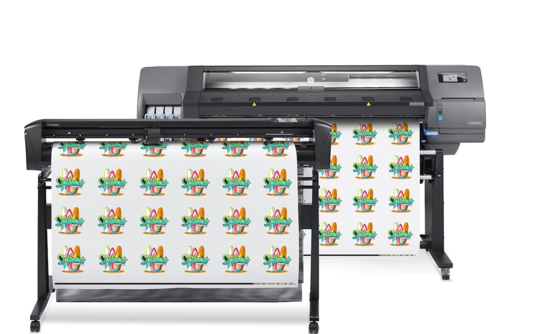 HP presenta: HP Latex Print and Cut Solutions