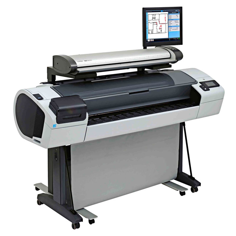 Scanner SD 36 MFP Repro